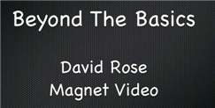 Beyond The Basics with David Rose on Online Video