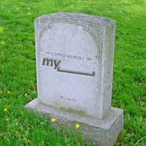MySpace RIP