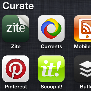 Content Curation is the new King of Content Apps